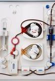 Apparecchio medico del rene di Arlificial (dialisi) Immagine Stock