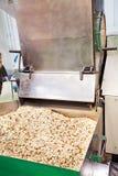 Apparecchio per la cottura delle arachidi immagini stock libere da diritti