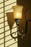 Appareil d'éclairage Image stock