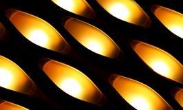 Appareil d'éclairage abstrait Photos libres de droits