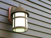 Appareil d'éclairage extérieur Photos libres de droits