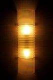 Appareil d'éclairage moderne Photo libre de droits
