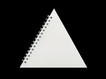 appareil de bureau blanc de calendrier Image stock