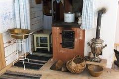 Appareil de chauffage et vaisselle de cuisine de la masse de Rocket Images stock