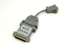 Appareil de contrôle RS-232 Images libres de droits