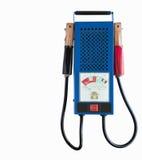 Appareil de contrôle de batterie de voiture photo libre de droits