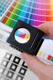 Appareil de contrôle de toile Photographie stock libre de droits