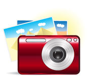 Appareil-photo Image stock