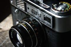 Appareil-photo Photo stock