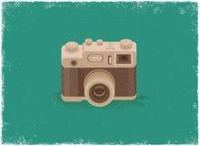 Appareil-photo antique Images stock