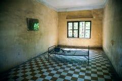 Appareil-photo au musée du génocide Photographie stock libre de droits