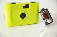 Appareil-photo compact photographie stock libre de droits