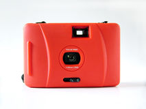 appareil-photo compact de 35mm Images libres de droits