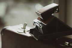Appareil-photo d'instantané de vintage image libre de droits