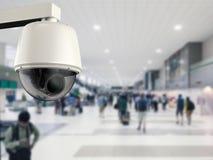 appareil-photo de caméra de sécurité ou de télévision en circuit fermé du rendu 3d Image stock