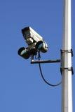 Appareil-photo de circulation Photos libres de droits