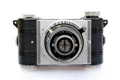 appareil-photo de cru d'art déco des années 30 Photos libres de droits