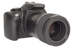 Appareil-photo de Digitals SLR Image libre de droits