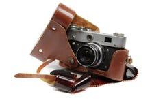 Appareil-photo de film Images libres de droits
