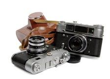 Appareil-photo de film Photographie stock