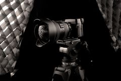 Appareil-photo de la marque IV de Canon 5D Photos libres de droits