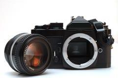 Appareil-photo de MF SLR Image stock