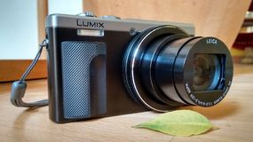 Appareil-photo de Panasonic Lumix TX-81 Photo libre de droits