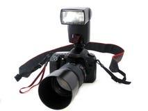 Appareil-photo de photo Photographie stock libre de droits