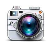 Appareil-photo de photo Images stock