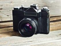 Appareil-photo de photo de vintage Image libre de droits