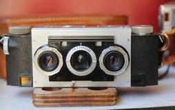 Appareil-photo de photo de vintage Photo libre de droits