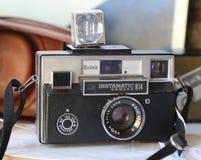 Appareil-photo de photo de vintage Images stock