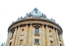 Appareil-photo de Radcliffe, Oxford photos stock