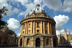Appareil-photo de Radcliffe, Oxford Photographie stock