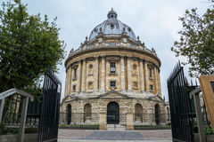 Appareil-photo de Radcliffe, Oxford, Angleterre, R-U Images stock