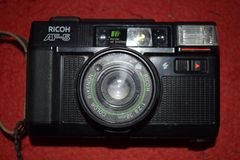 Appareil-photo de RICOH AF-5 photos libres de droits
