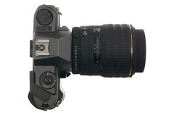 Appareil-photo de Slr Images stock