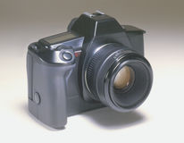 Appareil-photo de SLR Image stock