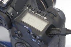 Appareil-photo de Slr Photographie stock libre de droits