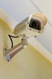 Appareil-photo de télévision en circuit fermé images libres de droits
