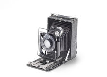 Appareil-photo de vieux type Photos stock