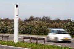 Appareil-photo de vitesse de LED Images libres de droits