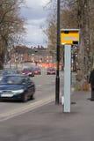 Appareil-photo de vitesse (Gatso) image libre de droits