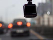 Appareil-photo de voiture Image libre de droits