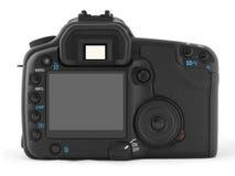 Appareil-photo digital professionnel de photo Photographie stock libre de droits