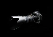 Appareil-photo digital professionnel de photo images libres de droits