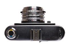 Appareil-photo du cru 35mm Photo stock