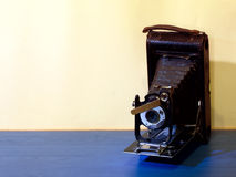 Appareil-photo du cru 35mm SLR Photos stock