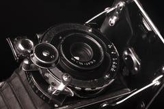 Appareil-photo du cru 35mm SLR image stock