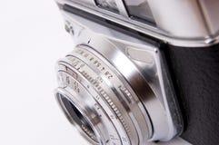 Appareil-photo et film photographie stock libre de droits